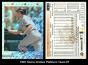 1997 Score Orioles Platinum Team Collection #7