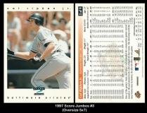 1997 Score Jumbos #3