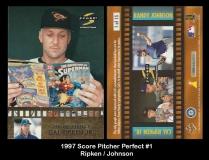 1997 Score Pitcher Perfect #1