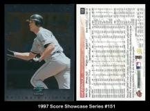 1997 Score Showcase Series #151