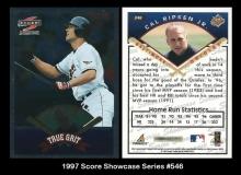 1997 Score Showcase Series #546