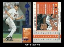 1997 Select #71