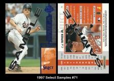 1997 Select Samples #71