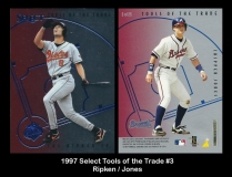 1997 Select Tools of the Trade #3