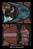 1997 SPx Bronze #12