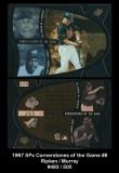 1997 SPx Cornerstones of the Game #8