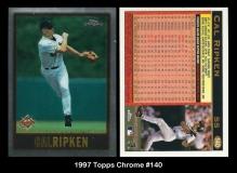 1997 Topps Chrome #140