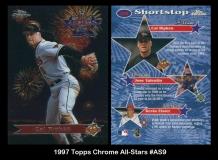 1997 Topps Chrome All-Stars #AS9
