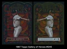 1997 Topps Gallery Of Heroes #GH5