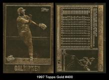 1997 Topps Gold #400