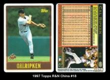 1997 Topps R&N China #18