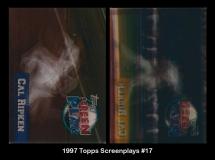 1997 Topps Screenplays #17
