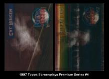 1997 Topps Screenplays Premium Series #4