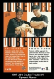 1997 Ultra Double Trouble #1