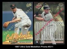 1997 Ultra Gold Medallion Promo #G11