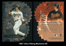 1997 Ultra Hitting Machines #5