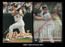1997 Ultra Promo #11