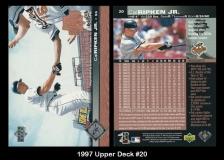 1997 Upper Deck #20