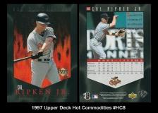 1997 Upper Deck Hot Commodities #HC8