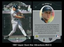 1997 Upper Deck Star Attractions #SA13