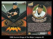 1998 Aurora Kings of the Major Leagues #3