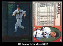 1998 Bowman International #222
