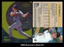 1998 Bowman's Best #11