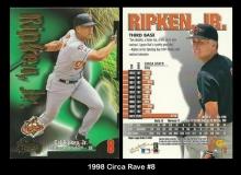 1998 Circa Rave #8
