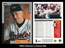 1998 Collector's Choice #40