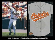 1998 Collector's Choice Evolution Revolution #ER3