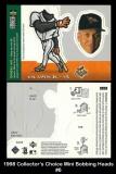 1998 Collector's Choice Mini Bobbing Heads #6