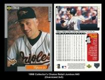 1998 Collector's Choice Retail Jumbos #40
