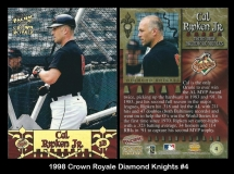 1998 Crown Royale Diamond Knights #4