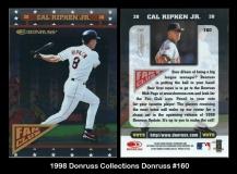 1998 Donruss Collections Donruss #160