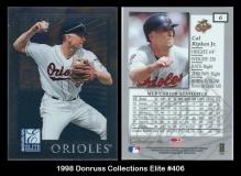 1998 Donruss Collections Elite #406