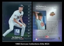 1998 Donruss Collections Elite #523
