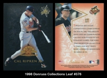 1998 Donruss Collections Leaf #376
