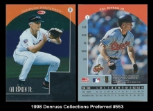 1998 Donruss Collections Preferred #553