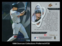 1998 Donruss Collections Preferred #720