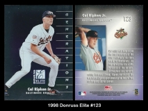 1998 Donruss Elite #123