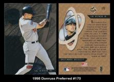 1998 Donruss Preferred #170