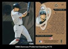 1998 Donruss Preferred Seating #170