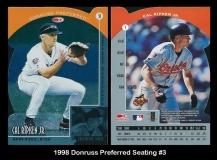 1998 Donruss Preferred Seating #3