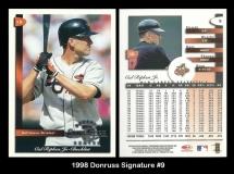 1998 Donruss Signature #9