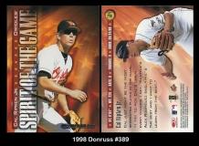 1998 Donruss #389