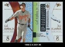 1998 E-X 2001 #9
