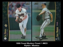 1998 FInest Mystery Finest 1 #M23