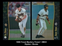 1998 Finest Mystery Finest 1 #M22