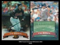 1998 Finest Oversize Refractors #A2