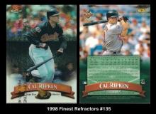 1998 Finest Refractors #135